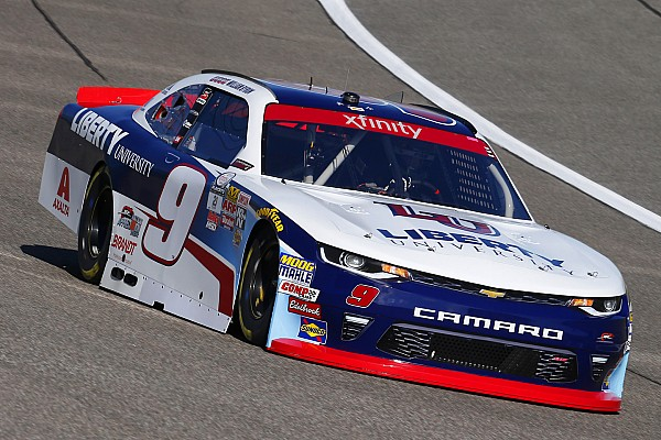 Beinhartes Teamduell: William Byron ist NASCAR Xfinity-Champion 2017