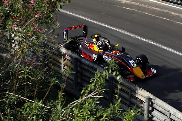 F3 Yarış raporu Macau GP: Son virajda liderler kaza yaptı, 3. sıradaki Ticktum kazandı!