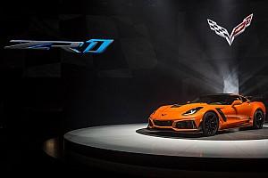 Auto Actualités Chevrolet annonce sa nouvelle Corvette ZR1