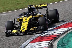 Formule 1 Actualités Renault aura des évolutions à Bakou