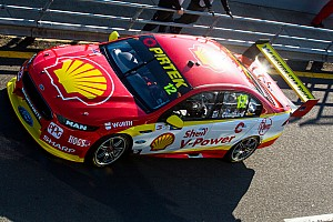 Supercars Breaking news Coulthard kicked out of Phillip Island qualifying