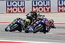 MotoGP Rossi s'attendait à avoir un meilleur rythme en course