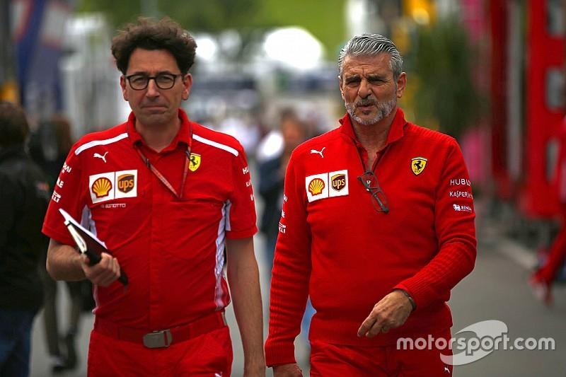 Binotto dacht aan vertrek bij Ferrari na wrijving met Arrivabene