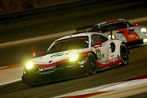Frust im Porsche-GT-Team: 911 RSR in Bahrain unerwartet problematisch