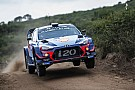 Argentina WRC: Neuville tops Thursday's opening stage