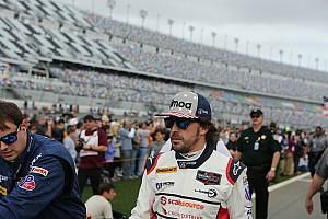 IMSA Noticias de última hora Fernando Alonso, contento por estar en las 24 Horas de Daytona