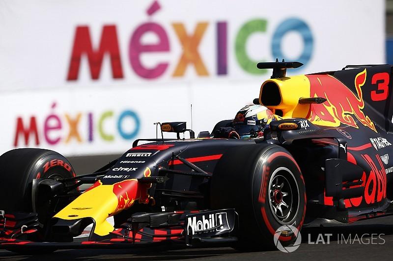 メキシコFP2:リカルドがハミルトンを抑えてトップ。ベッテルは4番手