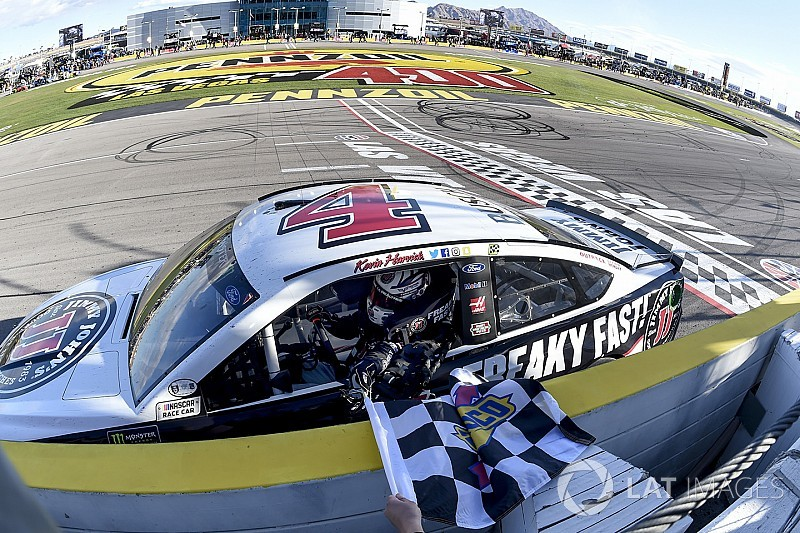 """Kevin Harvick: Las Vegas win """"answered a lot of questions"""""""