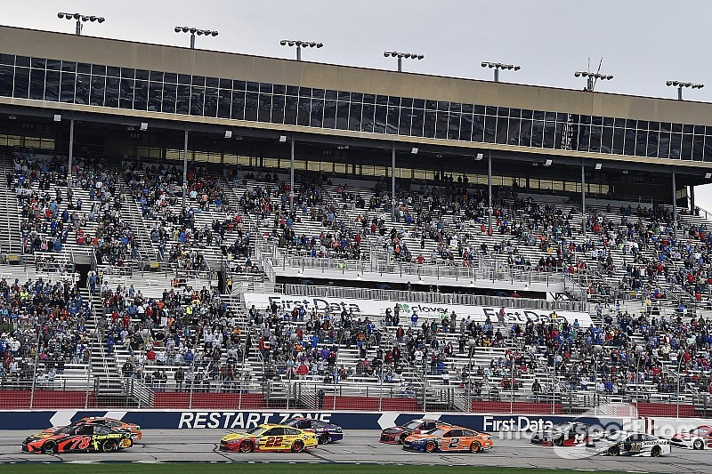 Atlanta Motor Speedway makes management changes