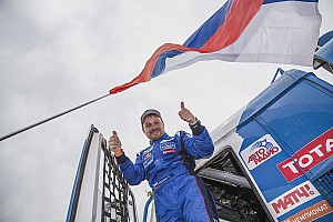 Dakar Noticias VIDEO: La etapa final del Dakar para camiones