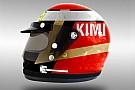 Formel 1 Retrodesign: Die Helme von Vettel und Co. im Stil der 1970er