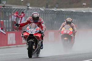 MotoGP 速報ニュース MotoGP日本GP決勝:雨中の大激闘。制したドヴィツィオーゾ今季5勝目