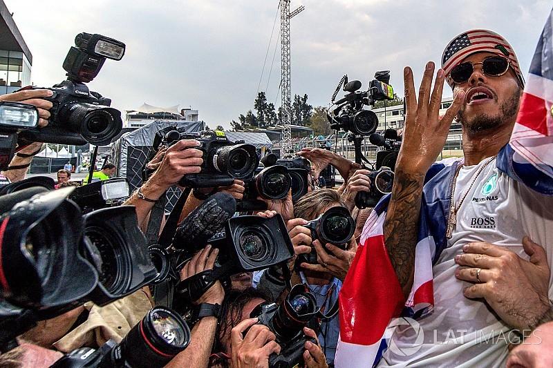 Lewis Hamilton plant Film über seinen Formel-1-Aufstieg