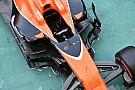 El nuevo McLaren, cazado antes de rodar por primera vez en Navarra
