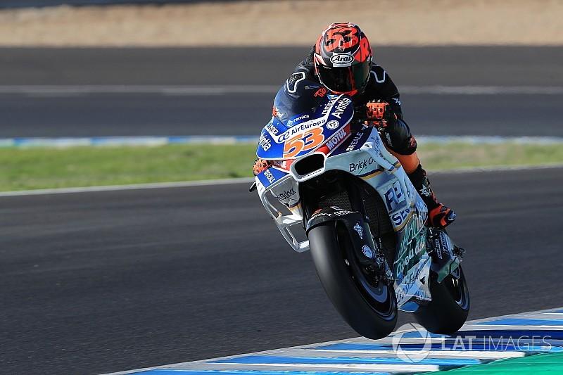 "Rabat feels fast again ""like in Moto2"" with Ducati"