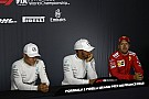 Formula 1 French GP: Post-qualifying press conference