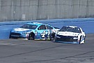 NASCAR Cup California-Clash mit Larson lässt Harvicks Siegesserie reißen