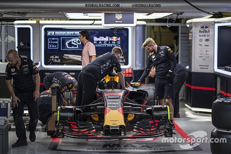 Теханаліз: як Red Bull намагається приборкати повітря навколо шин