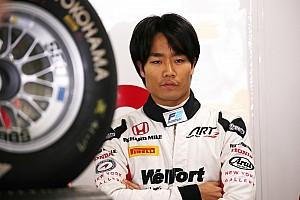 Super Formula Новость Мацушита решил попасть в Ф1 через Суперформулу