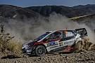 WRC タナク、リタイア悔やむも「トヨタと初グラベルで競争力を発揮できた」