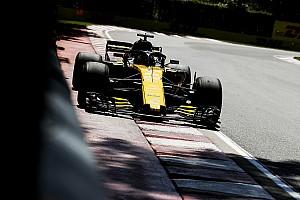 Formule 1 Réactions Renault s'attend à une course