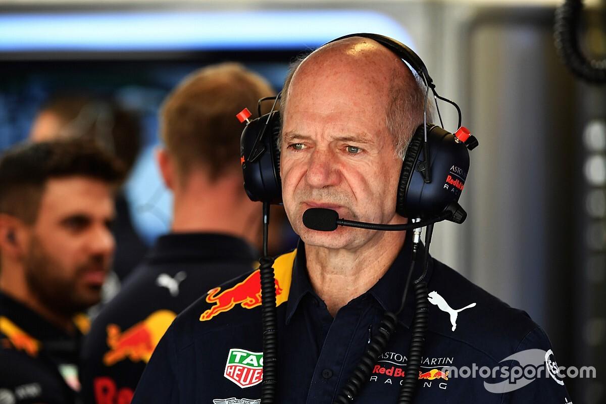 Clamoroso: la Renault vuole Newey per tornare a essere un top team vincente