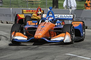 IndyCar Practice report Toronto IndyCar: Dixon leads Rahal in opening practice