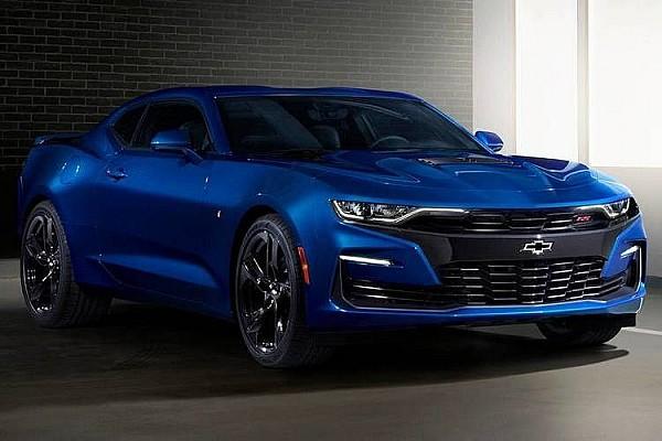 Automotivo Últimas notícias Chevrolet Camaro 2019 ganha novo visual e câmbio de 10 marchas