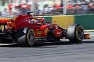 F1 5番手のベッテル「バランスが悪かった。SF71Hは速さを秘めている」