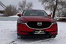Тест-драйв Mazda CX-5: кришталево червоний кросовер