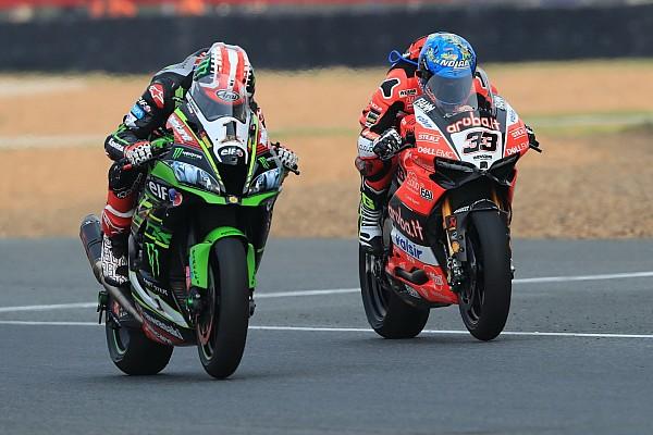 Jonathan Rea: Jammern die Ducati-Piloten zu viel?