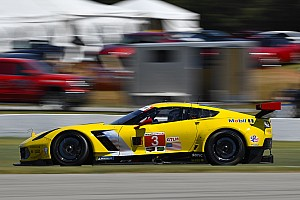 IMSA Practice report Lime Rock IMSA: Corvette and Audi lead second practice
