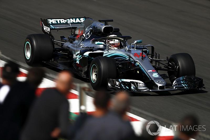 Mercedes se diz preocupada com chances para o GP de Mônaco