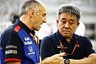 Forma-1 A Toro Rosso a Honda gondolkodásmódját is megismerteti a dolgozóival
