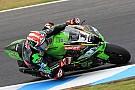 Superbikes Rea sluit voorbereiding als snelste af, Van der Mark zesde