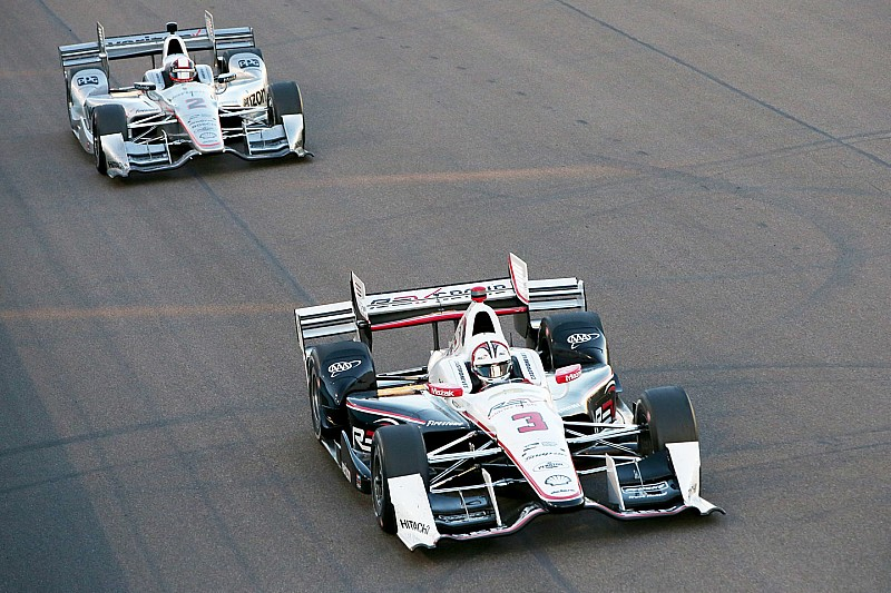 Firestone still investigating Penske tire deflations at Phoenix