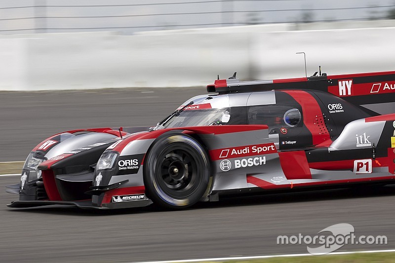 Mexico WEC Audi Scores In Opening Practice Session WEC News - Audi mexico
