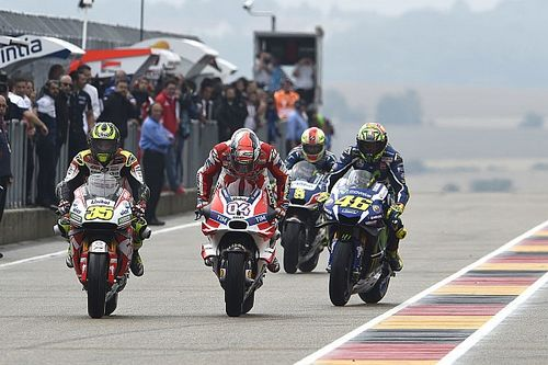 MotoGP working on pit-to-rider communication system
