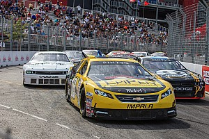 NASCAR Canada Breaking news NASCAR releases 2017 Pinty's Series schedule