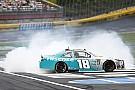 Denny Hamlin gewinnt spannendes Xfinity-Rennen in Charlotte