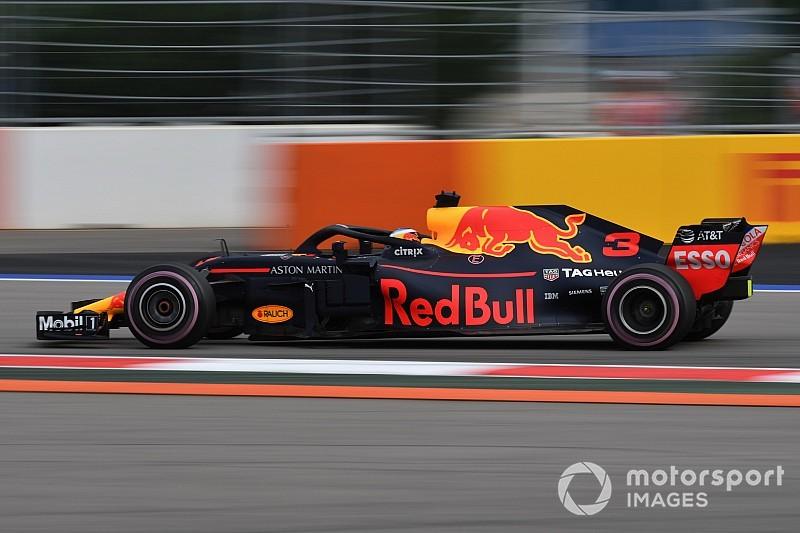 Ricciardo, Sochi'deki ilk günden memnun ayrıldı
