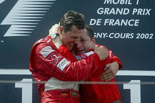 """""""Espero que el mundo pueda ver pronto a Schumacher"""", dice Todt"""