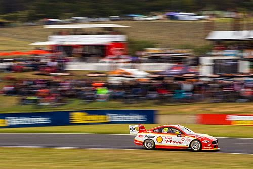 """Coulthard on Bathurst controversy: """"That's not my style"""""""