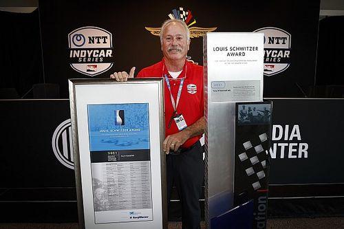 Dr. Terry Trammell earns Louis Schwitzer BorgWarner Award