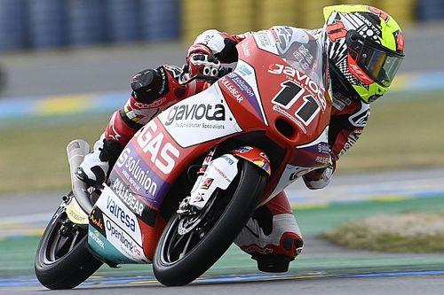 Garcia scoort sensationele overwinning in GP van Frankrijk