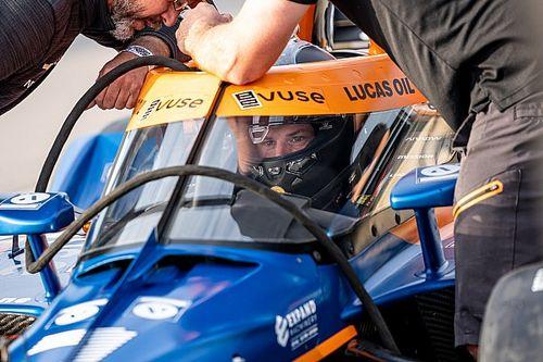 IndyCar | Hulkenberg impressiona dopo il primo test