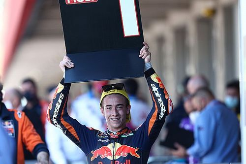 El debut de Pedro Acosta, comparado con otros 'niños prodigios' de MotoGP