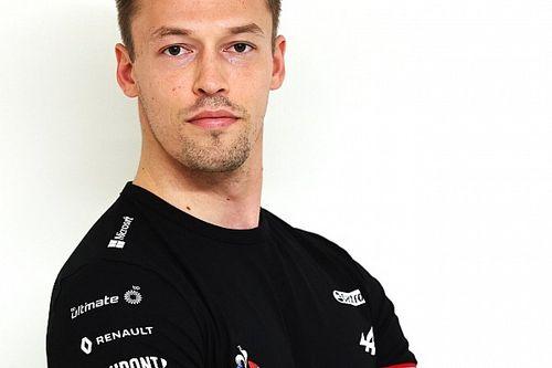 Квят вернулся в Формулу 1 – правда, лишь в роли запасного гонщика