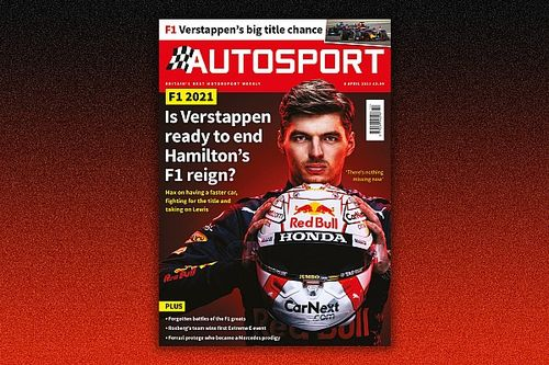 Magazine: Verstappen interview on his F1 title chances