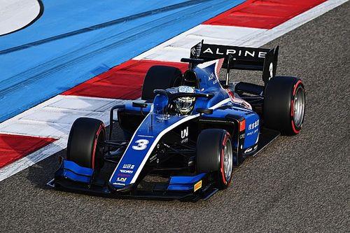 F2サヒール予選:周冠宇がルンガーを0.003秒差で下しPP。佐藤19番手